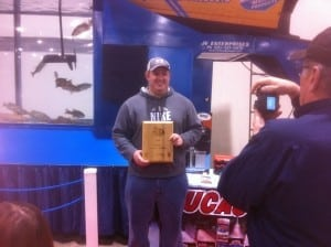 Jason Willbur is your 2013 NBAA Angler of the Year!