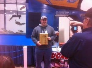 Jason Willbur is your 2013 NBAA Angler of the Year!